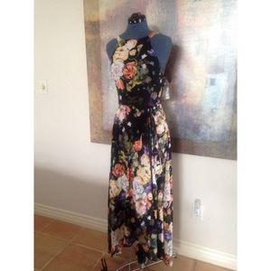 Gorgeous Eva Flora Dress